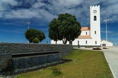 Kirche in der Sonne Lizenzfreies Stockbild
