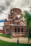 Kirche der Theotokos-Freude an allen die Sorge stockfotografie