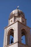 Kirche in der ummauerten Stadt von Dubrovnic in Kroatien Europa Dubrovnik wird ` Perle der Adria mit einem Spitznamen belegt Stockfoto