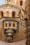 Kirche des Dormition, Jerusalem Lizenzfreie Stockfotos