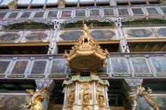 Kirche des Friedens Jawor Lizenzfreies Stockbild