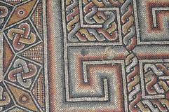 Kirche des Geburt Christis-Mosaikfußbodens Lizenzfreies Stockbild