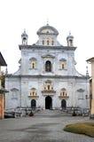 Kirche des heiligen Berges von Varallo in Italien Lizenzfreie Stockbilder