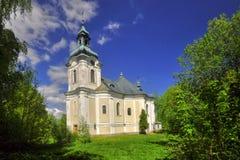 Kirche des heiligen Erzengels Michael Stockbild