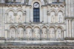 Kirche des heiligen Kreuzes Stockfotografie