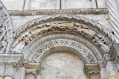 Kirche des heiligen Kreuzes Stockbild