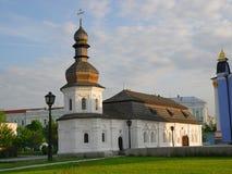 Kirche des Heiligen Michael vergoldete orthodoxes, Kiew Stockfotos