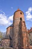 Kirche des Heiligen Procopius in Strzelno Lizenzfreies Stockbild