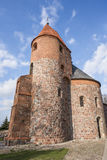 Kirche des Heiligen Procopius in Strzelno Stockfotografie