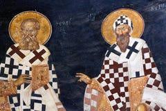 Kirche des heiligen Retters in Chora in Istanbul, die Türkei stockfoto