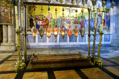 Kirche des heiligen Sepulcher Stockfotografie