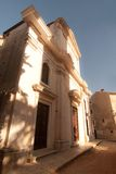Kirche des heiligen Visitation stockfotos