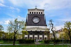 Kirche des heiligsten Herzens Lizenzfreie Stockfotos