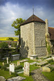 Kirche des 11. Jahrhunderts stockfotos