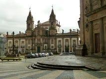 Kirche des Krankenhauses von San Marcos in Braga Lizenzfreie Stockbilder