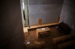 Kirche des Lichtes Lizenzfreie Stockbilder