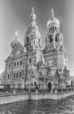 Kirche des Retters auf verschüttetem Blut, St Petersburg, Russland Lizenzfreies Stockbild