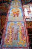 Kirche des Saint Nicolas in Yaroslavl, Russland innen Lizenzfreie Stockbilder