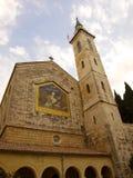 Kirche des Visitation Stockbild
