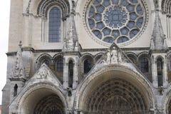Kirche draußen Lizenzfreies Stockbild