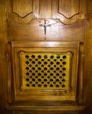 Kirche ein Platzgebet Stockbilder