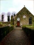 Kirche-Eingang Stockfotos