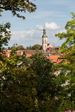 Kirche en Bavière Photos libres de droits