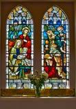 Kirche-Fenster Lizenzfreie Stockfotos