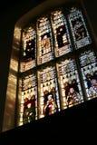 Kirche-Fenster Stockbilder