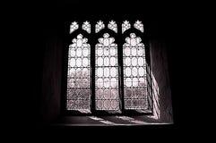 Kirche-Fenster A1 Stockbild