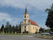 Kirche Fericanci Stockbilder