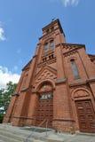Kirche Finnlands Sipoo lizenzfreie stockfotos