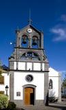 Kirche in Firgaz Stockbild