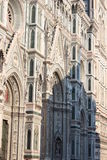 Kirche in Florenz Lizenzfreies Stockfoto
