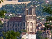 Kirche Frankreich Stockbilder