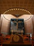 Kirche in Gentofte Lizenzfreie Stockfotos