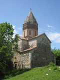 Kirche in Georgia Stockfotografie