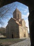 Kirche in Georgia Stockfoto