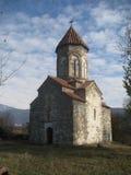 Kirche in Georgia Lizenzfreies Stockbild