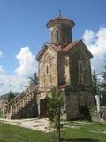 Kirche in Georgia Lizenzfreie Stockbilder
