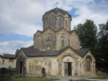 Kirche in Georgia Stockbilder