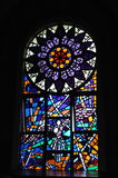 Kirche Glas Lizenzfreies Stockfoto