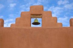 Kirche-Glocke-Neuer Mexiko-Südwesten Stockfotos