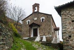 Kirche in Griechenland Lizenzfreies Stockfoto