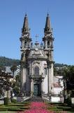 Kirche in Guimaraes, Portugal lizenzfreies stockbild