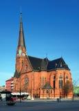 Kirche Gustav-Adolf in Helsingborg, Schweden Lizenzfreie Stockbilder
