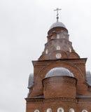Kirche herein im vladimir, Russische Föderation stockbild