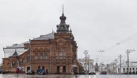 Kirche herein im vladimir, Russische Föderation lizenzfreie stockbilder