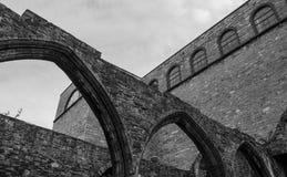Kirche II St. Audoens Stockfotos