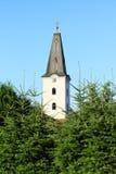 Kirche im Dorf Smizany in Slowakei Lizenzfreie Stockfotografie